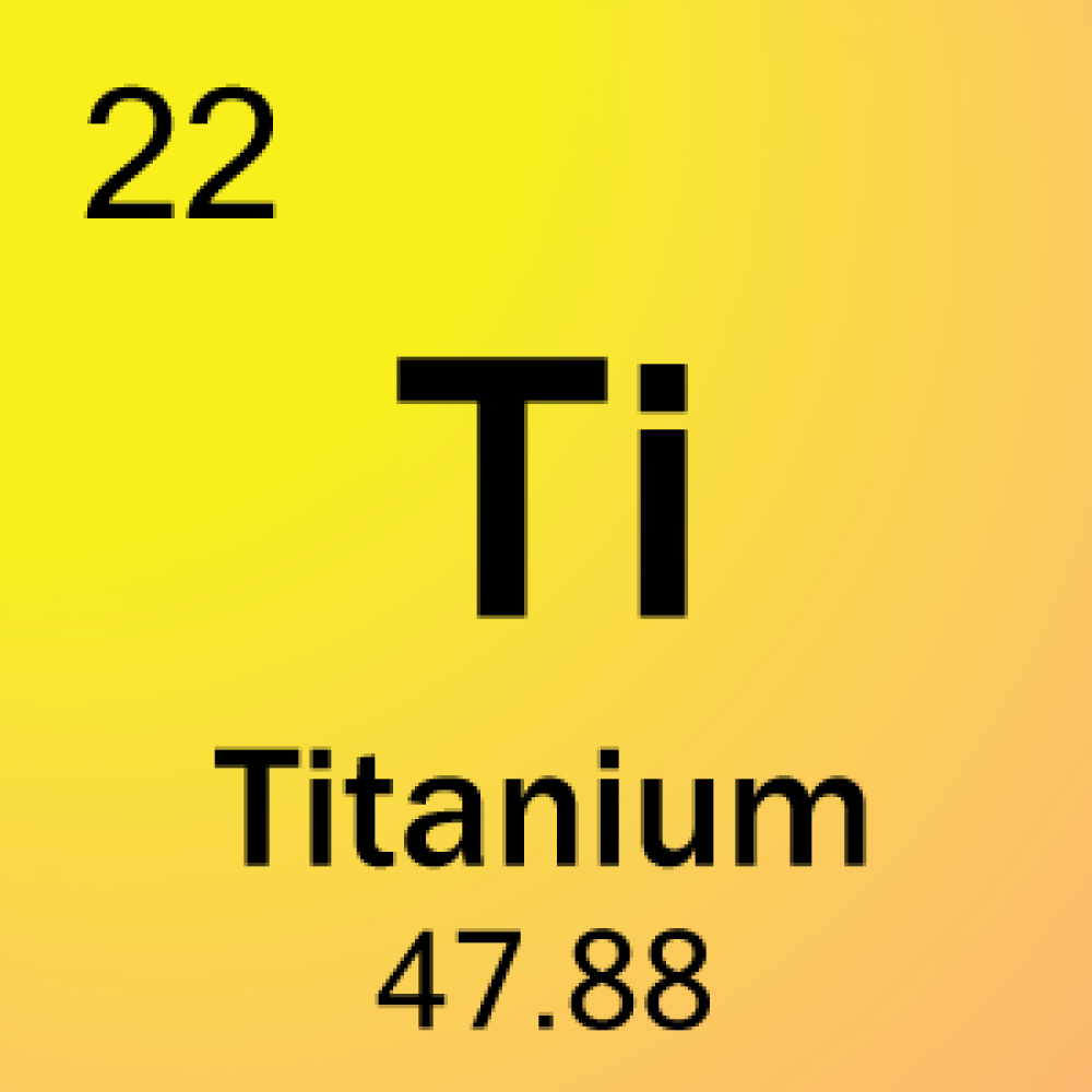 chemical element and titanium Titanium is the 22 nd element of the periodic table these titanium facts contain chemical and physical data along with general information and history.